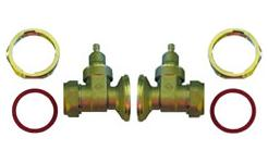 Unions, Valves and Flange Sets