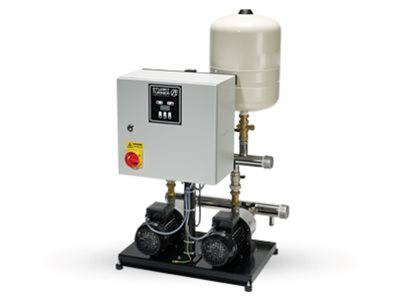 Horizontal Variable Speed Booster Sets