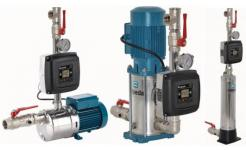 Easymat 1MX Variable Speed Booster Sets