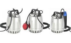 GXRm Submersible Drainage Pumps 240V