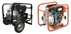 Diesel Powered Centrifugal Pumps