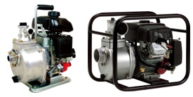 Koshin Clean / Black Water Engine Pumps