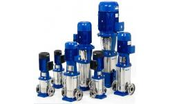 Lowara e-SV Vertical Multi-Stage Pumps