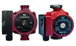 Domestic Central Heating Circulating Pumps