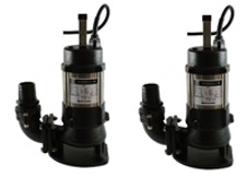 JST SV Vortex Sewage & Waste Water Pumps 415v