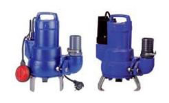 KSB AMA-Porter Submersible Waste Water Pumps
