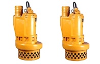 JST KB & KBH (High Head) Heavy Duty Sand, Silt & Slurry Pumps 415V
