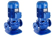 Lowara e-LNE Single Stage In-line Pumps 2 Pole