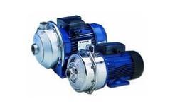 Lowara C Series Centrifugal Booster Pumps 240V