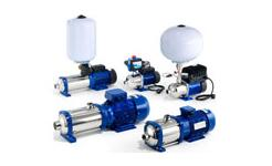 e-HM..P (Technopolymer Impeller) Pumps 415V