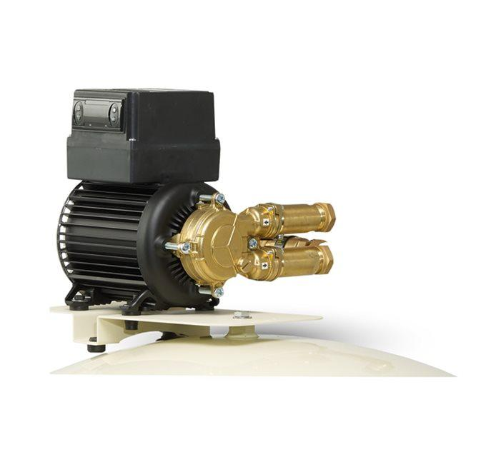 MainsBoost Charger Pump Wall & Vessel Mounted