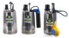 JS RS Submersible Drainage Pumps 110v