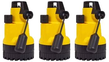 KSB AMA-Drainer N C Series Aggressive Liquids