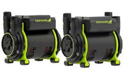Salamander CT Xtra Shower Pumps