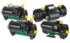 Salamander ESP Shower Pumps