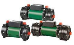 Salamander Right RGP, RHP, RSP Shower Pumps