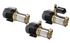 Stuart Turner CH (FL/B) Horizontal Multi-Stage Booster Pumps