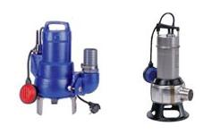 Waste Water and Sewage Submersibles