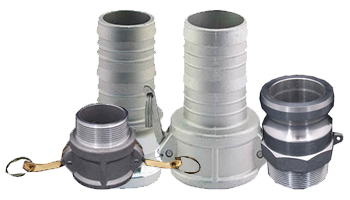 Cam Lock Style Couplings