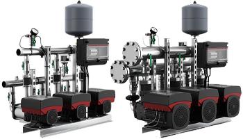 Hydro Multi-E 3 Series (3ph)