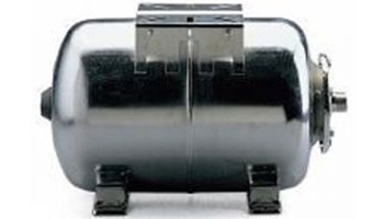 Horizontal Stainless Steel 10 Bar