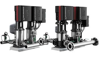 Hydro Multi-E 2 Series (3ph)