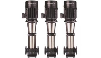 CR Vertical Multi-Stage Pumps 415V