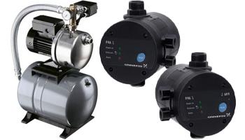 Booster Pump Accessories