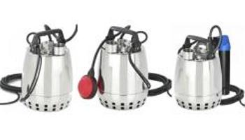 GXR(M) Submersible Drainage Pumps