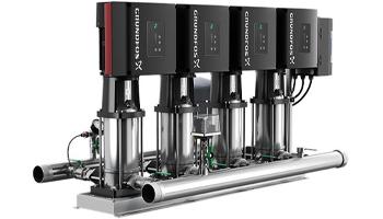 Hydro Multi-E 4 Series (3ph)