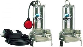 GXV(M)/GXC(M) Waste Water Pumps
