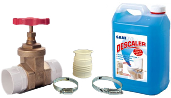 Sanitary Pump Accessories