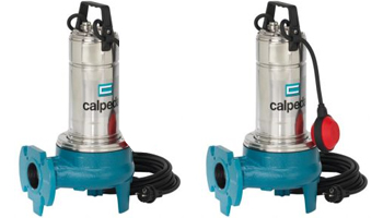 GQV(M) 50 Series Vortex Submersible Pumps