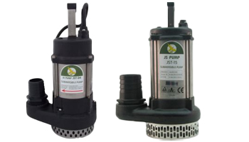 JST Standard & High Head Submersible Pumps 415V