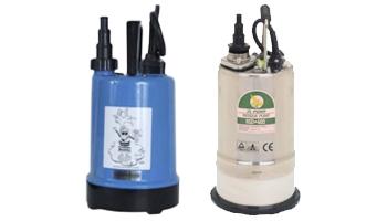 JS Residue / Puddle Pumps 110v & 240v