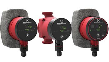 Alpha Domestic Heating Circulator Pumps