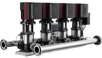 Hydro Multi-E 4 CRIE10 Booster Sets