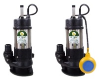 JS SV Vortex Sewage & Waste Water Pumps 110v