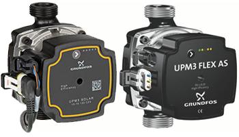 UPM3 Domestic Circulator Pumps