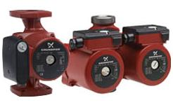UPS/D Light Commercial and Commercial Circulator Pumps