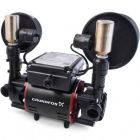 Grundfos STR2-2.0 CN Twin Impeller Universal Regenerative Shower Booster Pump (x4 Hoses Inc.)