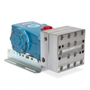Cat Flush manifold pumps