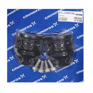 Grundfos Coupling Kit for CRN 5 (stages 32-36) and CRNE 5 (stages 22-24)