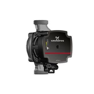 "Grundfos Alpha1 25-60N (180mm) 11/2"" bspm Hot Water Circulator 240v"