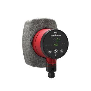 Grundfos Alpha2 25-80(180mm) Circulator Pump with Auto Adapt 240v