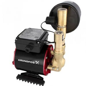 Amazon Universal Single Impeller Negative Head Heavy Duty Brass Regenerative Shower Pump 240V