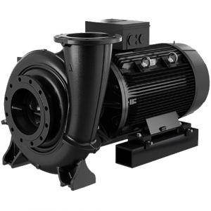 NB 250-500/485 A F A E BQQE Single Stage End Suction 960RPM 75kW Pump 415V
