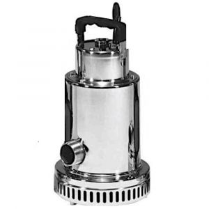 """Drenox 350-12 T MAN - 1 1/4"""" Stainless Steel Submersible Pump Without Float 415v"""