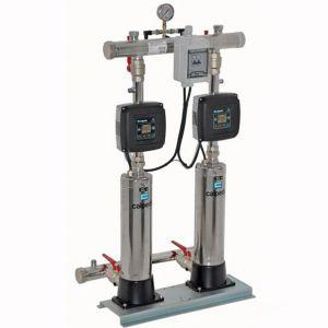 Calpeda MXSU Twin Booster Pump Set