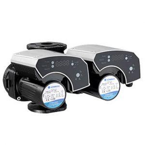 Lowara Ecocirc XLplus D Twin head flanged pump